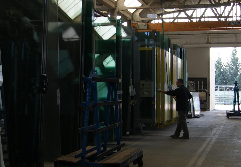 lavoratore del vetro