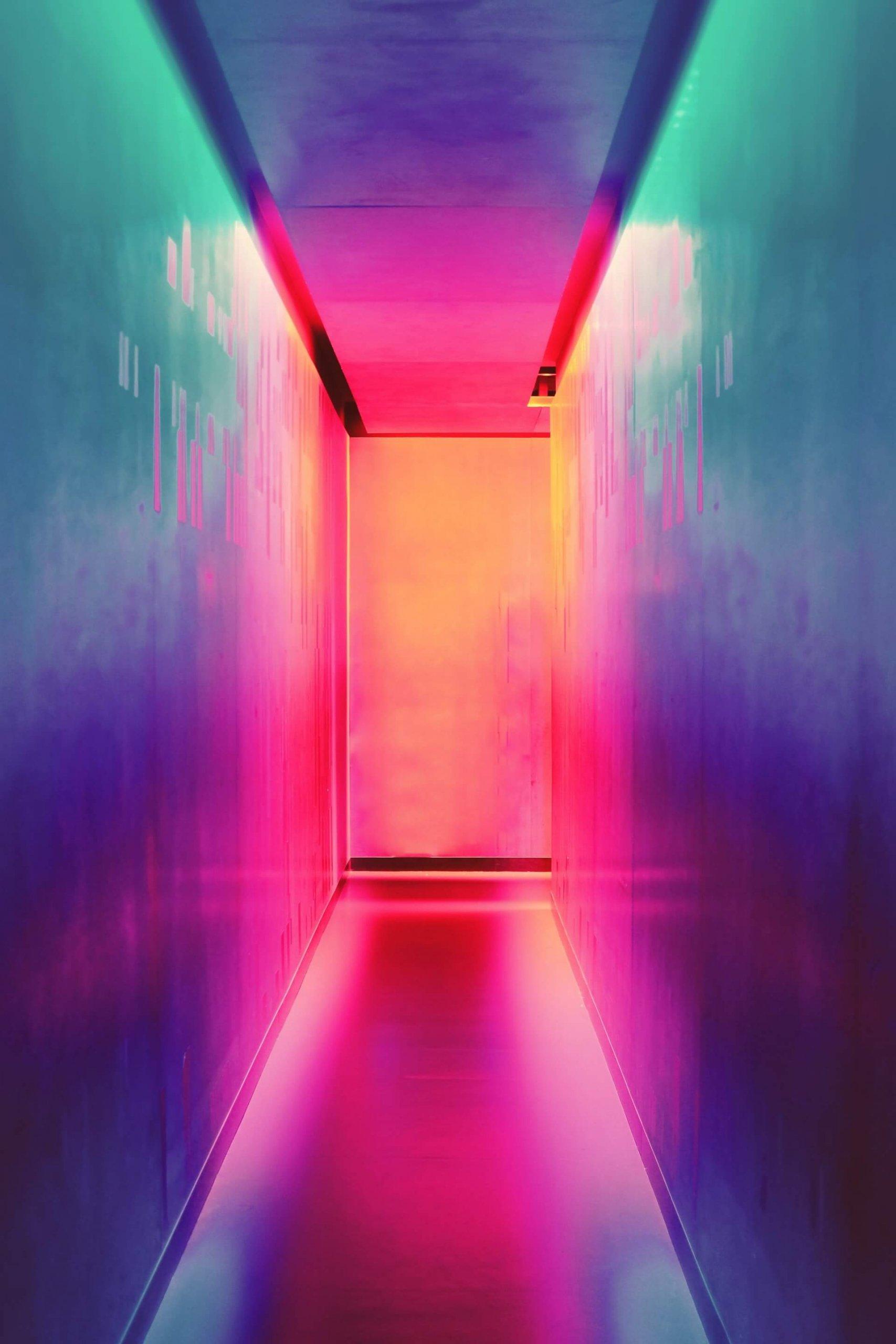 stanza colorata